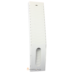 Casellario portacartoline S15 da 15 posti